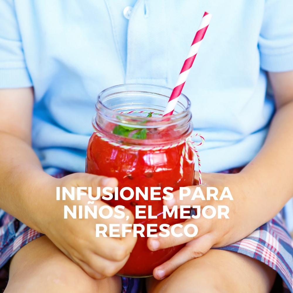 Infusión para niños