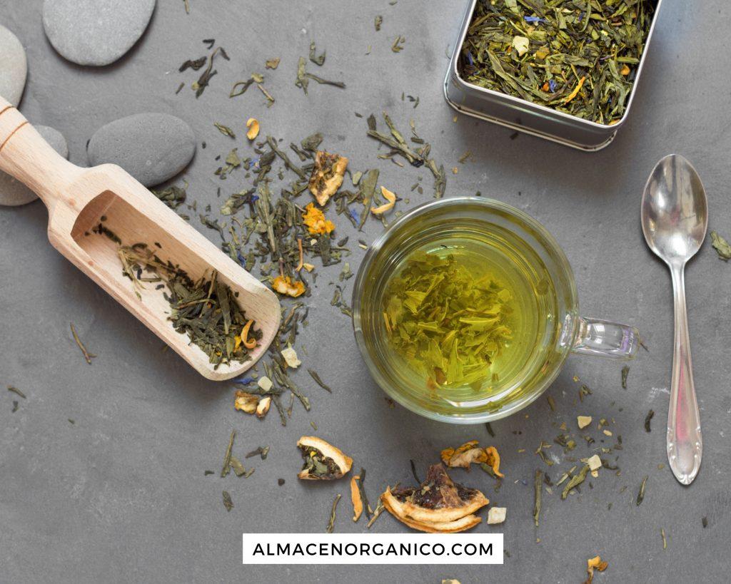 Empezar a beber té verde