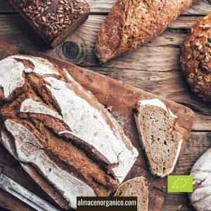 Pan con semillas de alcaravea orgánica