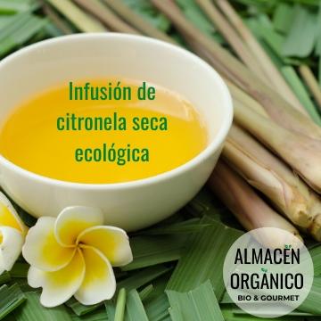Infusión de citronela