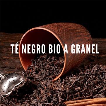 Té negro ecológico calidad