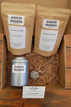 Rooibos ecologico caja de regalo