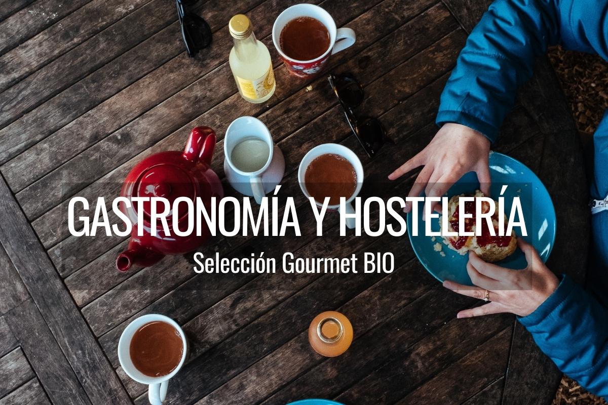 Selección de tés ecológicos para gastronomía, hoteles, restaurantes