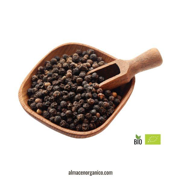 pimienta negra ecologica entera