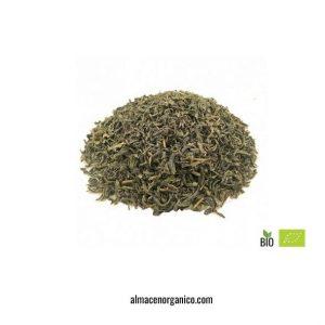 El mejor té verde Chun Mee ecológico